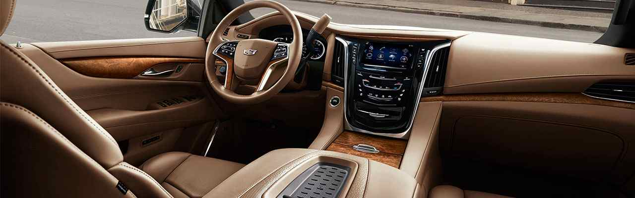 2017 Cadillac Escalade SUV Expert Review | Sell Car Get Cash