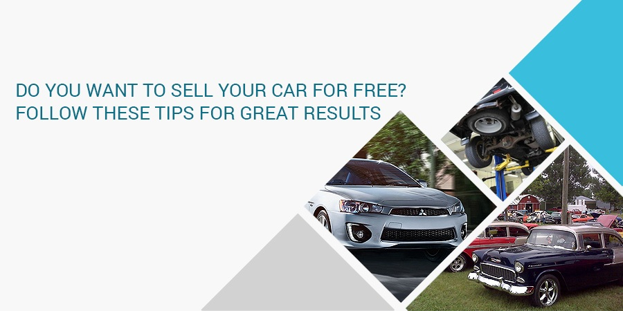Do You Want to Sell Your Car for Free
