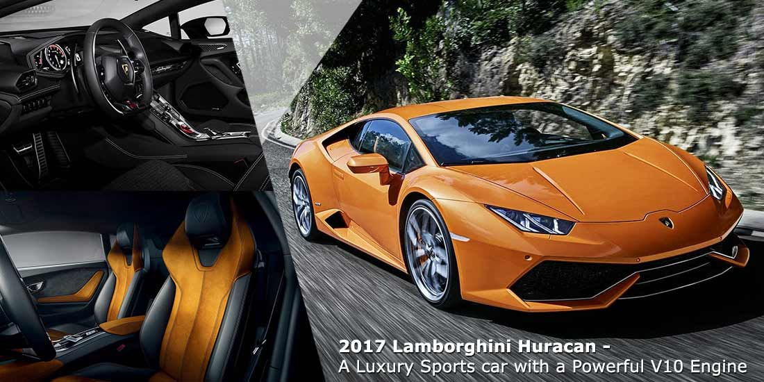2017 Lamborghini Huracan Sports Car | Sell Car Get Cash