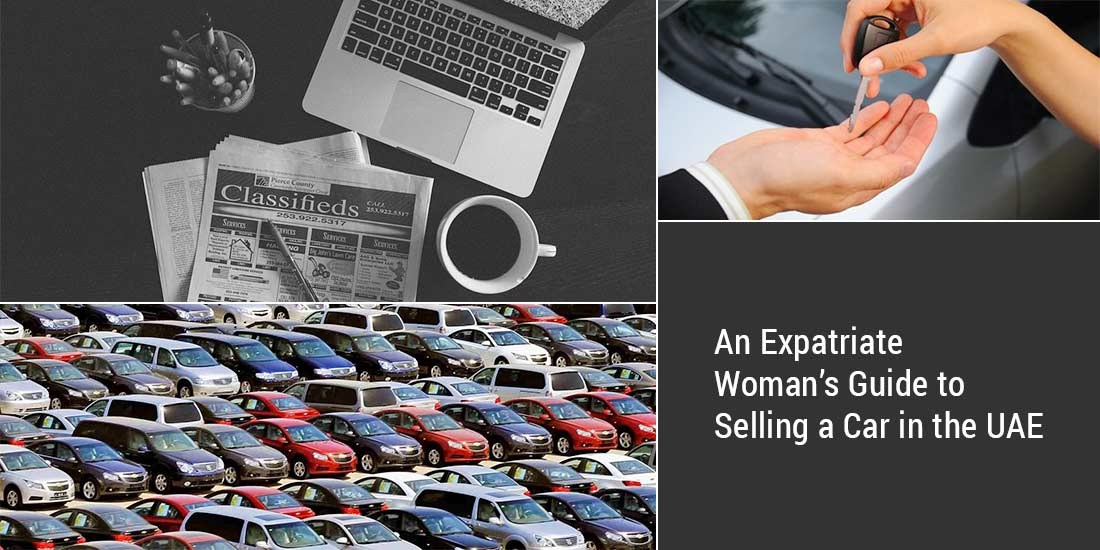 An Expatriate Woman's Guide to Selling a Car in the UAE