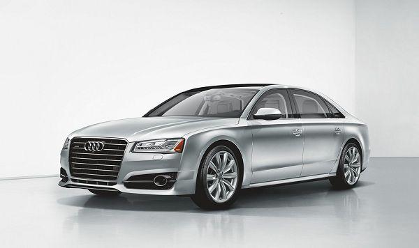 Exterior of 2018 audi a8 l sell car get cash for Audi a8 exterior 2017