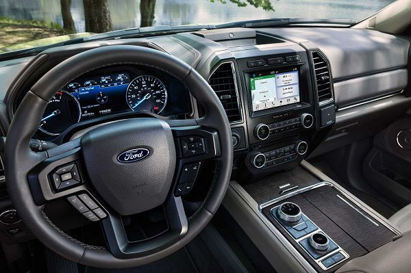 Redesigned 2018 ford expedition platinum sell car get cash - 2017 ford expedition platinum interior ...