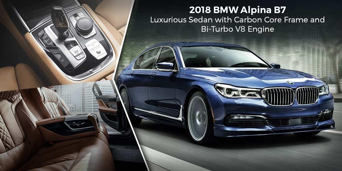 BMW Alpina B Sedan With V Engine Sell Car Get Cash - 2018 bmw alpina b7 for sale