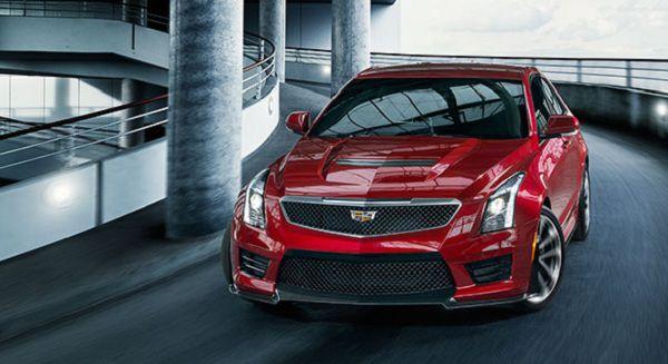 Cadillac Ats V Coupe >> 2018 Cadillac ATS-V Coupe with V6 Engine   Sell Car Get Cash