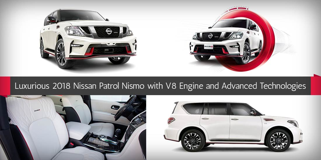 2018 Nissan Patrol Nismo With V8 Engine Sell Car Get Cash